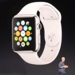 Apple just now unveiled Apple Watch