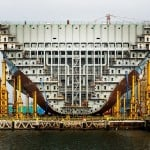 Building world's Biggest Cargo Ship