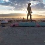 Burning Man 2014 by Drone