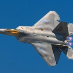 F-22 Raptor just had its baptism of fire
