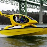 Helicat 22 – a boat that looks like a helicopter
