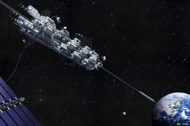 Space Elevator -2