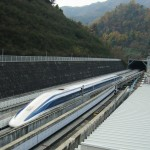 Maglev train reaches 500 kmph in Japan