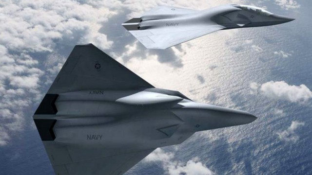 Advanced Navy Strike Fighter