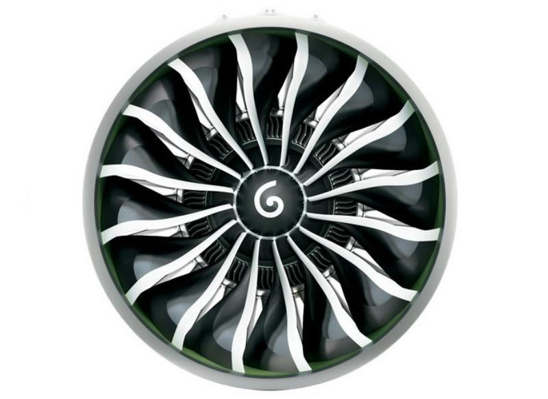 General Electric's GE9X next gen jet engine (6)