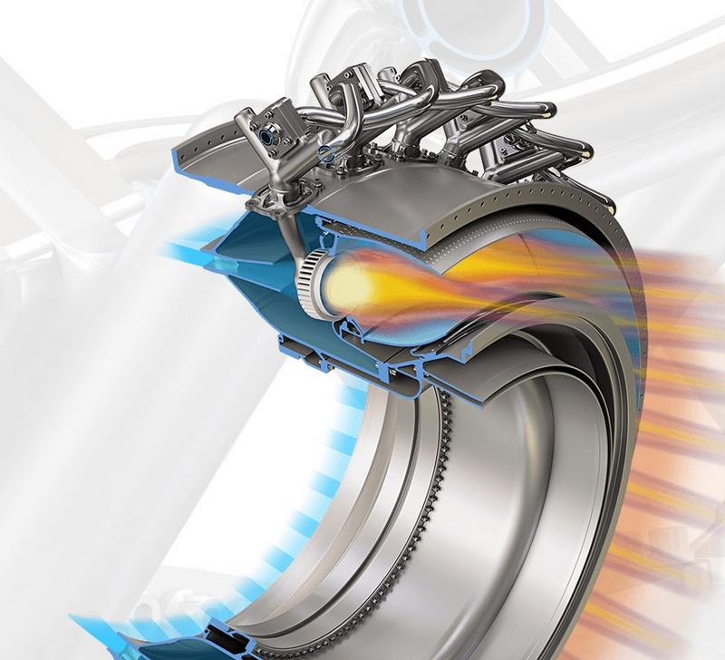 Jet Engine Fan Blades : Next gen jet engine fan blades use carbon super material