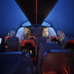 Nike's sports aircraft cabin of the future