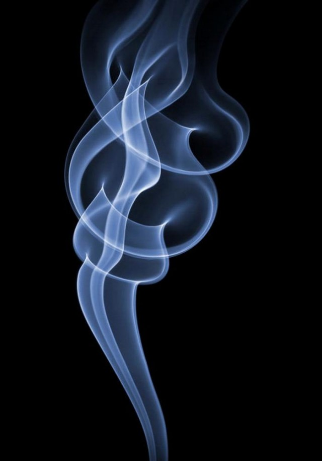 Perfect Plume of Smoke (1)
