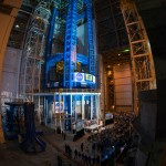 World's Largest Spacecraft Welding Tool