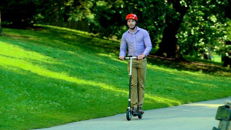 Ion Smartscooter