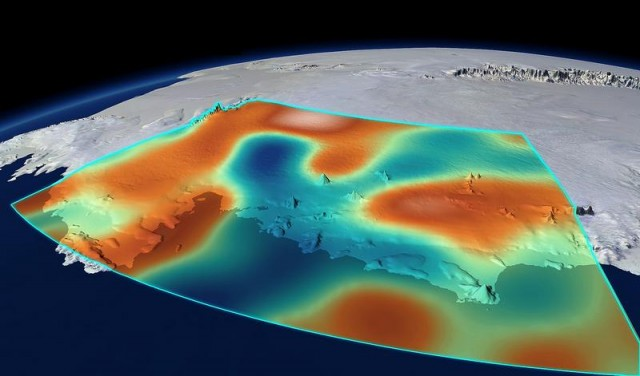 Antarctica's Ice Loss