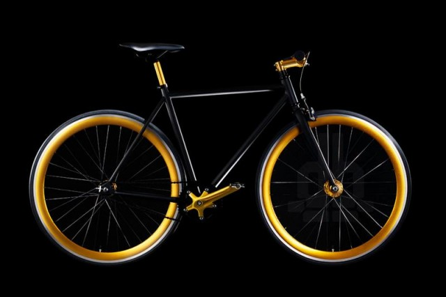 Gold cycle two by Goldencycle