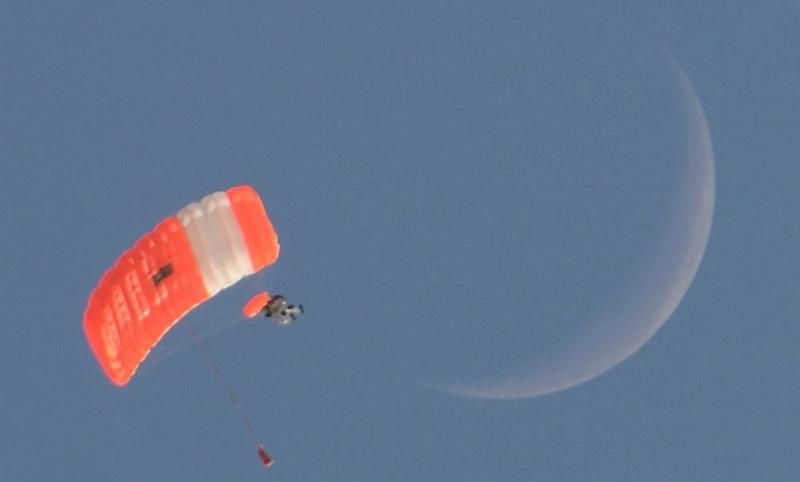 Alan Eustace set stratospheric exploration record