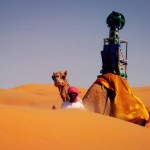 Google uses Camels for Street View photos