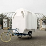 Mobile Tricycle House
