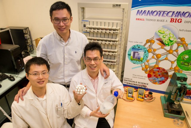 New ultra-fast charging batteries