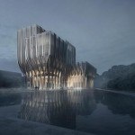 Sleuk Rith Institute by Zaha Hadid