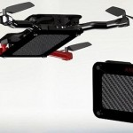 Small quadcopter that folds in your pocket