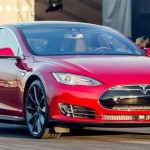 Tesla unveils 691hp AWD Model S P85D