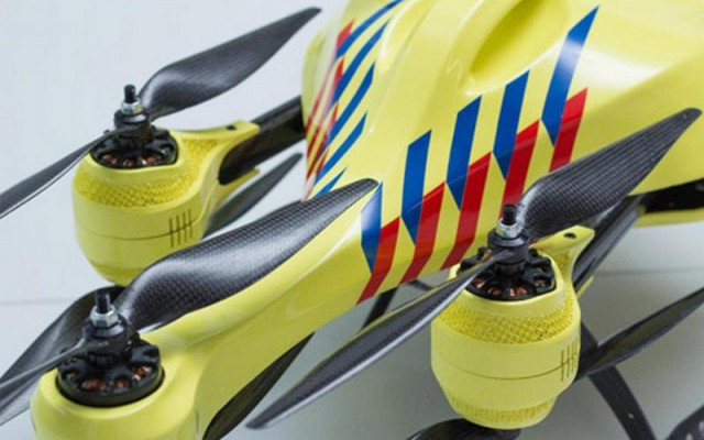 ambulance unmanned aerial vehicle 3