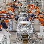 The manufacturing strategy of BMW group