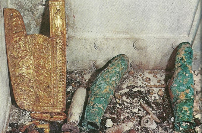 Tomb of Alexander the Great's Father