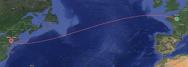 Trans-Atlantic Rowing Expedition (2)