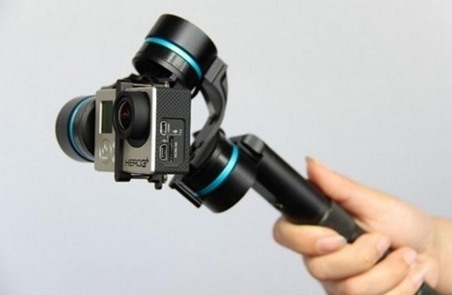 HandHeld Gimbal for GoPro