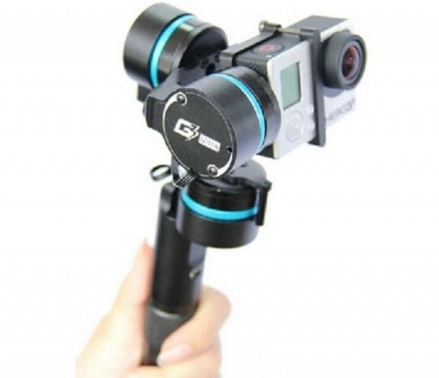 Gimbal for GoPro (4)