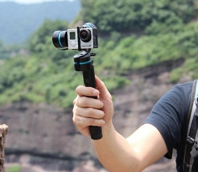 Gimbal for GoPro (3)
