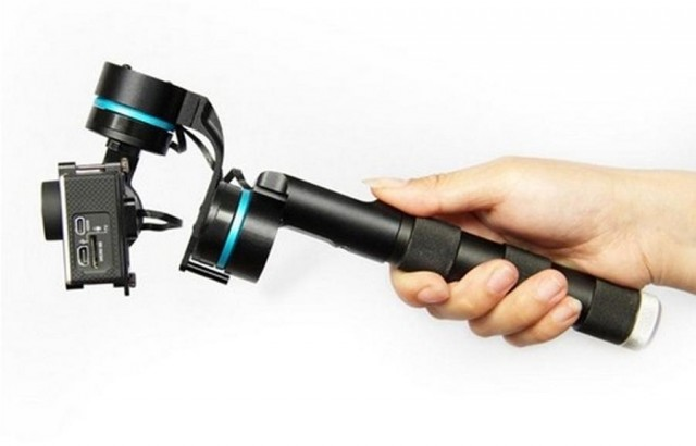 Gimbal for GoPro (2)