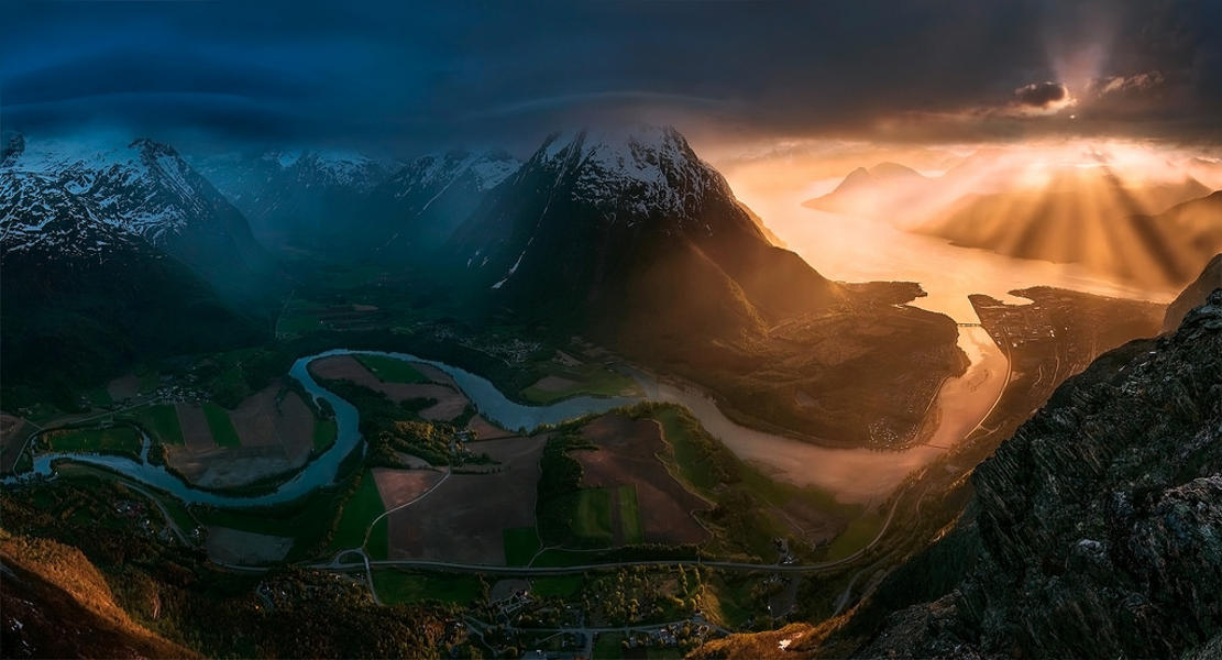 Landscapes by Max Rive