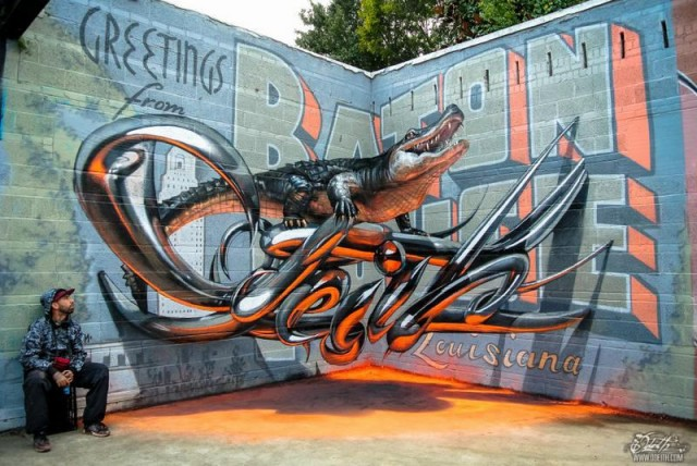 Anamorphic artworks by Odeith (9)