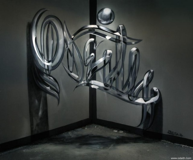 Anamorphic artworks by Odeith (7)