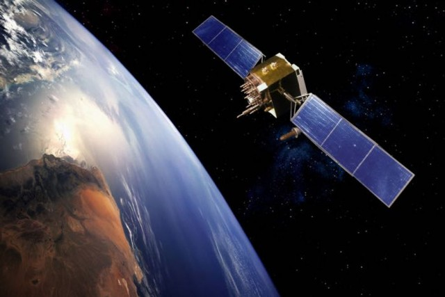 satellites to provide worldwide internet