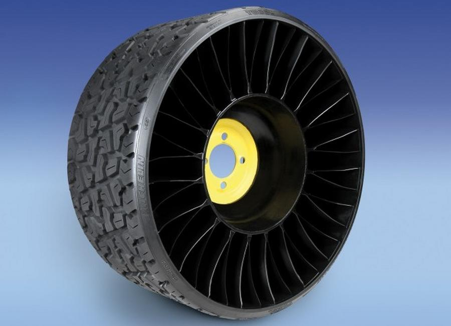 Wordlesstech First Manufacturing Plant To Build Airless Tire