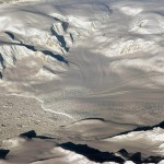Glaciers and Mountains in West Antarctica