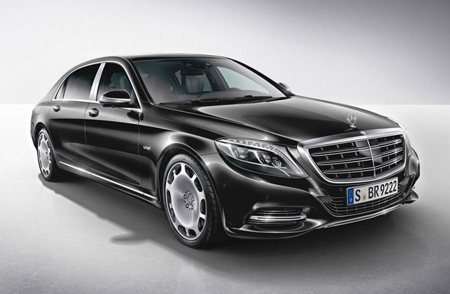 Mercedes Maybach S600 2016 | wordlessTech