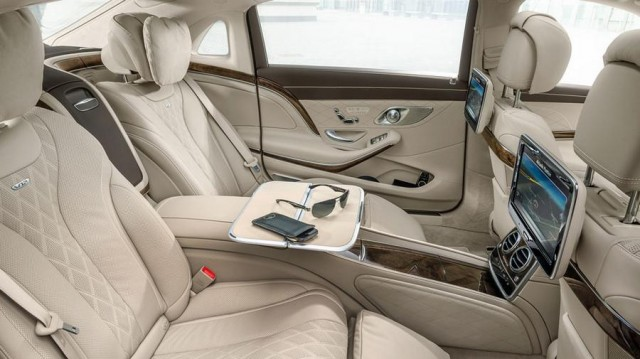 Mercedes - Maybach S600 (2)