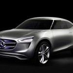 Mercedes Vision G-Code SUV concept