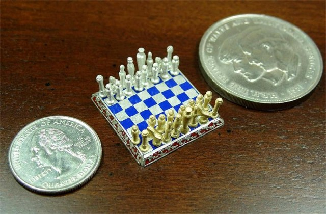 jewelry Chess set