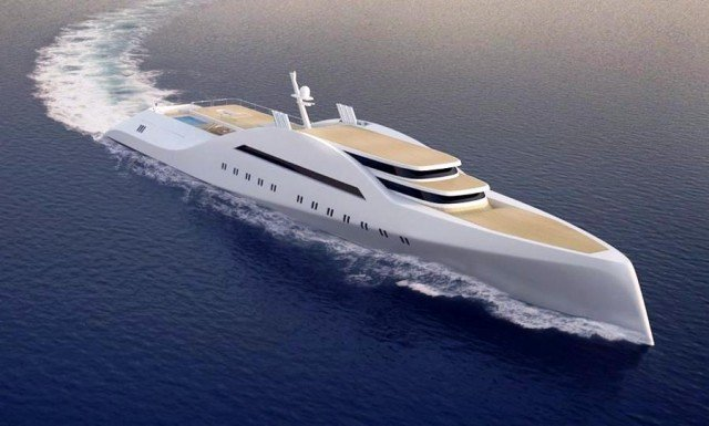 White Night superyacht