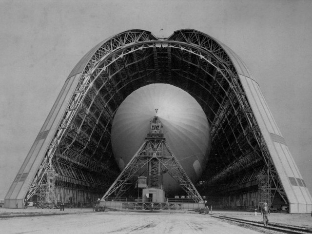 NASA Hangar One