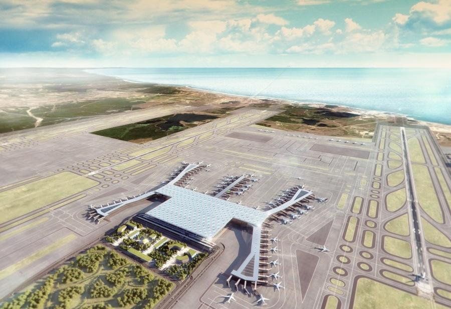 New Istanbul airport (5)