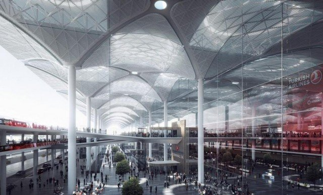 New Istanbul airport (4)