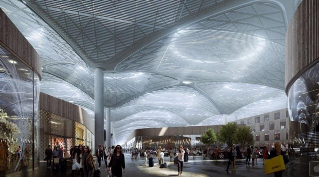 New Istanbul airport (2)