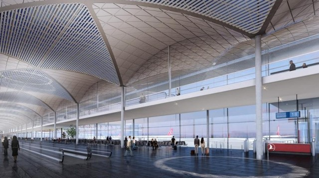 New Istanbul airport (1)