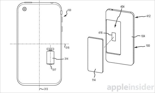 Apple patents fall protection system