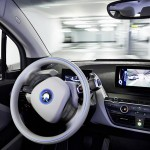 BMW unveiled technology that can park your car