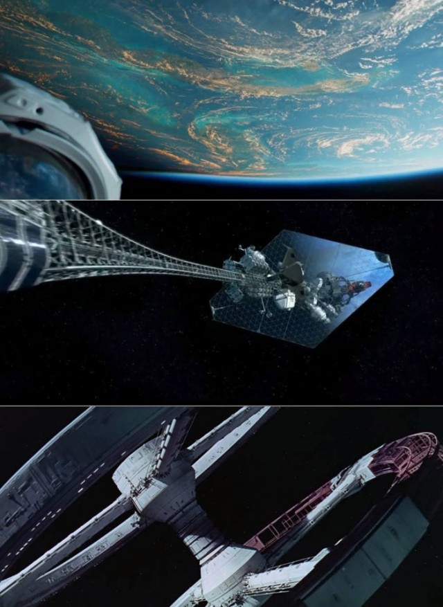 Space tribute